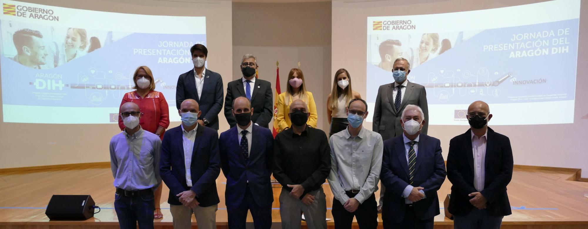El nuevo Aragón DIH, fomentando la digitalización de la industria